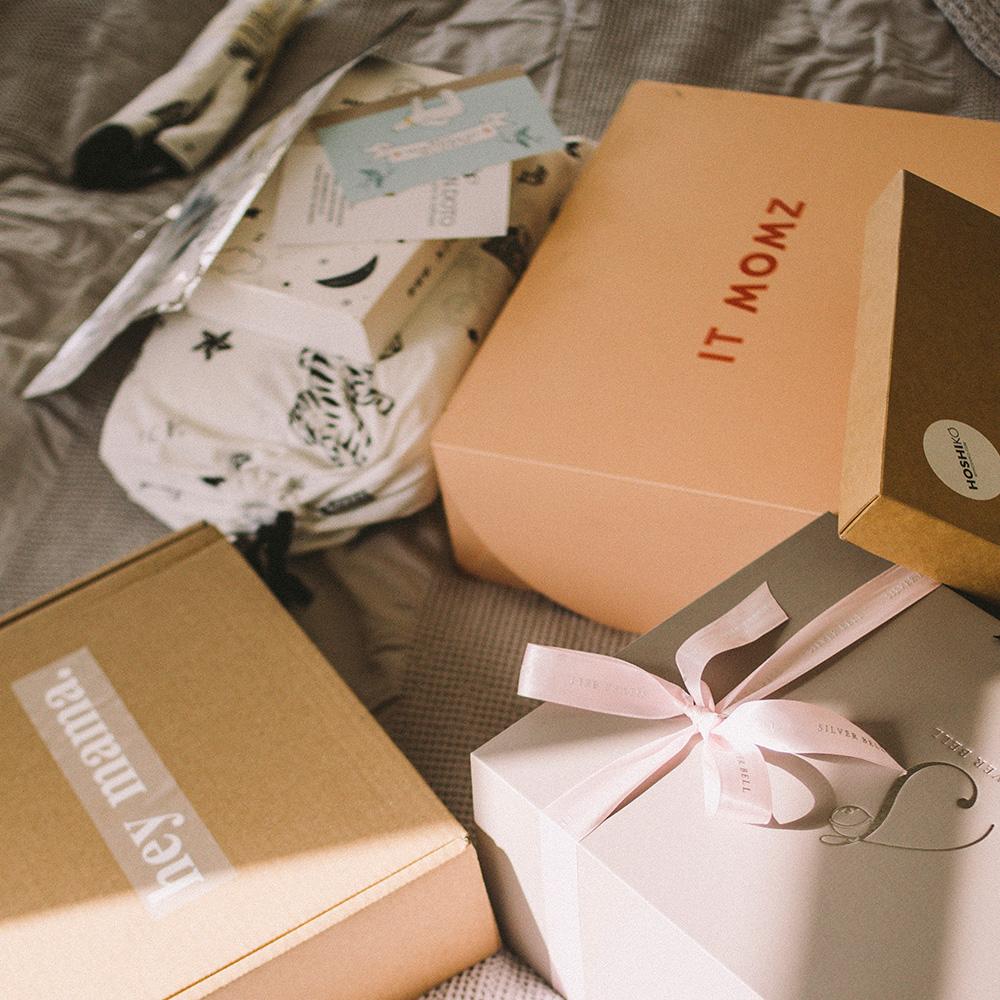 מתנות לידה מקוריות